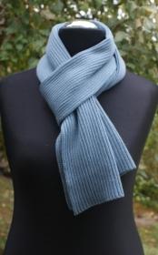 handgestrickter Schal aus Kaschmir - Handarbeit kaufen