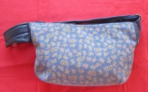 Bauchtasche aus echtem Leder, 2 Modelle,  Hüfttasche,Gürteltasche,Ledertasche, Handarbeit - Handarbeit kaufen