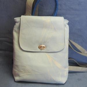 City-Lederrucksack, Rucksack aus echtem Leder, 2 Varianten zur Wahl, Nappaleder, Handtaschen Rucksack, Handarbeit - Handarbeit kaufen