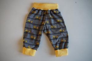 Pumphose für Baby und Kind  Bagger  Gr. 56 bis 128  (Kopie id: 100256035) (Kopie id: 100256037)