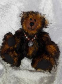 Kleiner Teddy Michelle - Handarbeit kaufen
