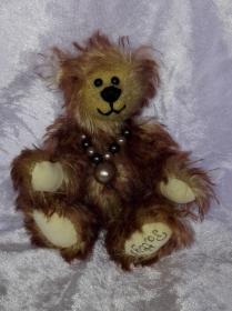Kleiner Teddy Sabrina - Handarbeit kaufen