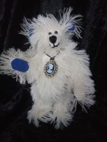 Künstlerteddy Susi ca.15,5 cm - Handarbeit kaufen