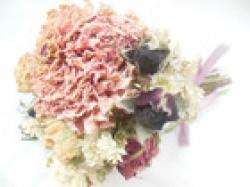 Sträußchen 10cm aus Trockenblumen