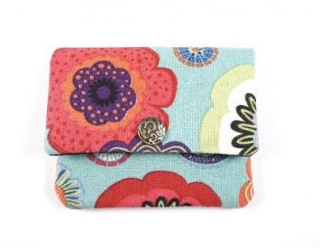 Kleines Portemonnaie für die Hosentasche