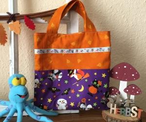 Kindertasche Halloween - Handarbeit kaufen