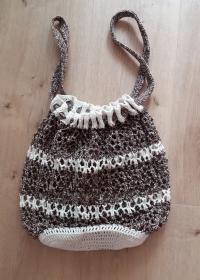 Häkel -Netz aus Baumwollgarn - Handarbeit kaufen