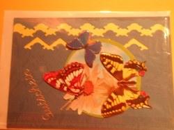 Mit dieser Gutschein Karte kann man viele Probleme lösen. Es muss nicht immer ein Geschenk sein. . Bis 6 Karten Portogebühren 1,45€