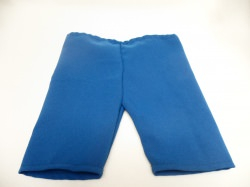 Puppenhose Gr. 50 Eine einfache genähte Puppenhose in dunklem blau
