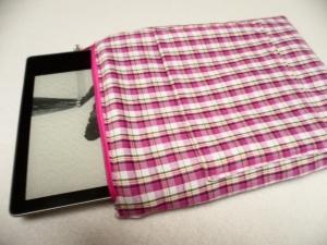 Tasche für Kindle Oasis, E-Reader, E- Book-Reader oder andere flache Gegenstände. Andere Farben und Muster sind auch möglich.