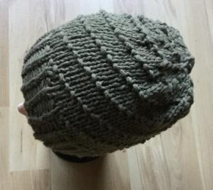 Wollmützen   Aus dicker Wolle  für den nächsten Winter