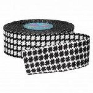 Hochwertiges Gurtband, 30mm Breit. Schwarz / Weiß. Taschengurtel 30 mm Breit.Moderne Gurtband.Hundeleine Gurtel.Unelastisch Gurtband. - Handarbeit kaufen