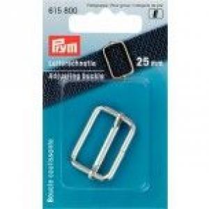 Leiterschnalle, 25 mm Breit. Silber Farbe. Taschenzubehör. Kurzwaren.  - Handarbeit kaufen