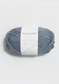 Wolle mit Alpaka, auch Sockenqualität.