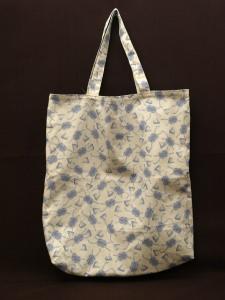Wendetasche / Einkaufstasche aus Baumwolle - Maritim