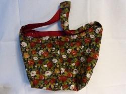 Shopper Umhängetasche mit Innentaschen - Handarbeit kaufen