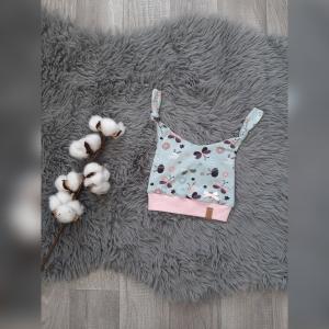 Babymütze / Zipfelmütze Jersey Sommermütze KU41-42cm - Handarbeit kaufen