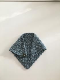 Baby Schal oder Tuch, Halstuch gehäkelt  - Handarbeit kaufen