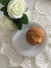 Ein edles Tisch-Set in weiß, jetzt bestellen ! - Handarbeit kaufen