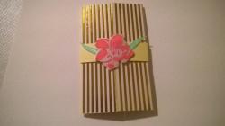 Geheime Nachricten Karte (Secred Massag Card), Ostergrußkarte