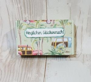 Schöne kleine Geschenkeverpackung, ideal für Geldgeschenke oder sonstiges - Handarbeit kaufen