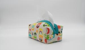 Taschentuchbox für daheim aus Baumwolle  - Handarbeit kaufen
