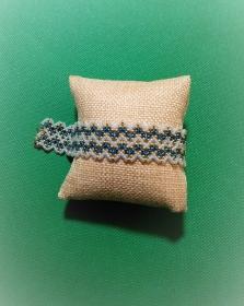 Armband aus Glasperlen, Handarbeit   - Handarbeit kaufen