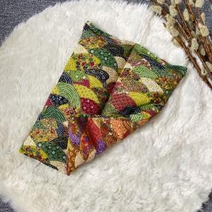 Roggenkörner Wärmekissen, Baumwolle mit Japanischem Design, 400g Kältekissen - Handarbeit kaufen