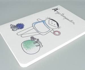 Ergotherapeutin Notizbuch von nini san, Ärgoterapeutin Beruf aus Kindermunde  - Handarbeit kaufen