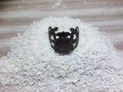 Handgemachter cabochon Ring