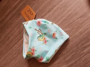 Handmade Halstuch Dreieckstuch Druckknöpfe Sabbertuch - Handarbeit kaufen