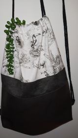 Beuteltasche/Turnbeutel maxi Jungle Bag