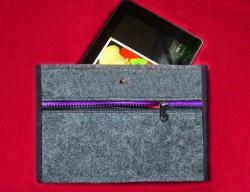 Tasche für Tablet + e-Reader