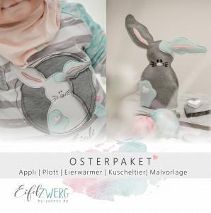 HASE | Osterpaket | Appli, Plott, Eierwärmer...