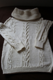 Damenpullover Gr.38/40 - Handarbeit kaufen