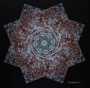 Fotocollage Handgemachte Kunst aus Fotos Unikat - Handarbeit kaufen