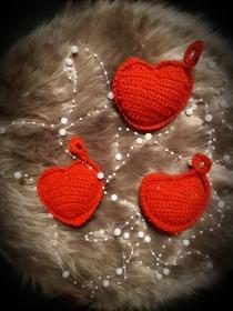 zuckersüße Herzen *Valentinstag* Hochzeit* Geburt* Geburtstag* - Handarbeit kaufen