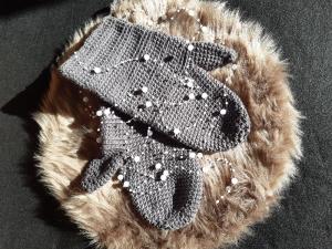 ein Unikat in der Küche - 2'er Set gehäkelte Topfhandschuhe aus 100% Baumwolle * in verschiedenen Farben möglich * - Handarbeit kaufen