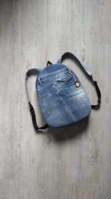 Rucksack Jeans UNIKAT (Kopie id: 100255269)