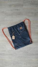 Tasche Jeans UNIKAT