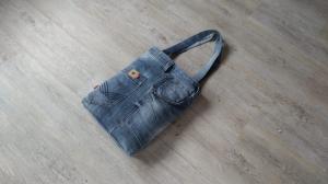 Shopper Jeans UNIKAT (Kopie id: 100255359) (Kopie id: 100255419) (Kopie id: 100255424)