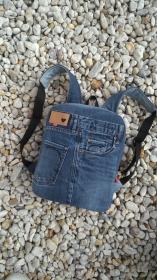 Rucksack Jeans UNIKAT (Kopie id: 100255269) (Kopie id: 100255430)