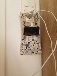 Handyladetasche im New York Stil