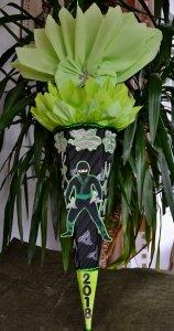 Schultüte Zuckertüte Ninja für Jungs  Drache  (Kopie id: 24972)