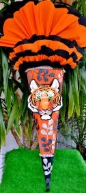 Schultüte  Tiger  Zuckertüte Jungs