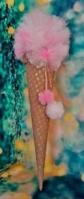 Schultüte Schmetterling Eis Prinzessin Zuckertüte - Handarbeit kaufen