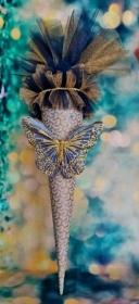 Schultüte Schmetterling  Prinzessin Zuckertüte  - Handarbeit kaufen