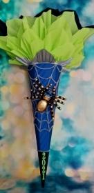 120 cm Schultüte Spinne Spider Zuckertüte - Handarbeit kaufen