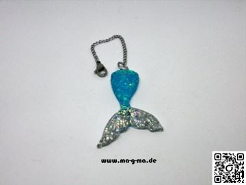 Anhänger für Meerjungfrauen, Farbe Hellblau - kaufen