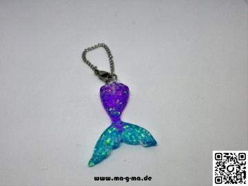 Anhänger für Meerjungfrauen, Farbe Lila - kaufen